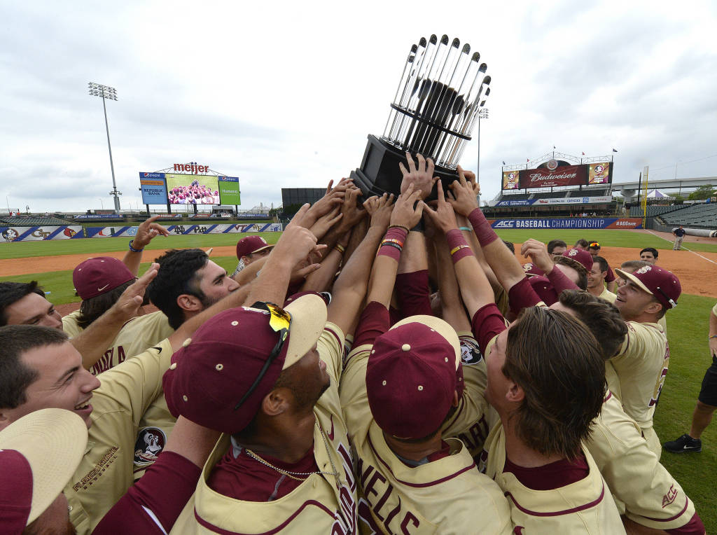 Florida State tops Louisville to repeat as ACC Tournament champs