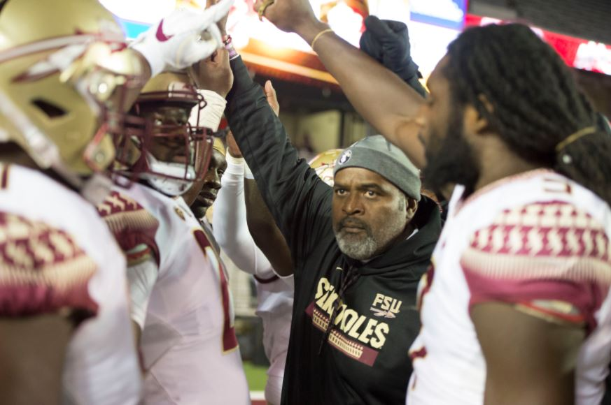 Florida State Reportedly Interested In Deion Sanders