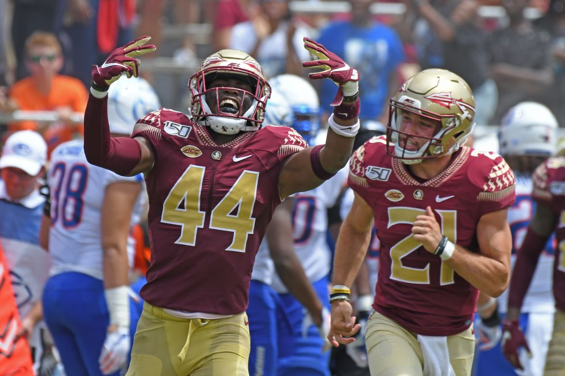 Florida State Escapes Louisiana Monroe in OT on Missed Extra Point