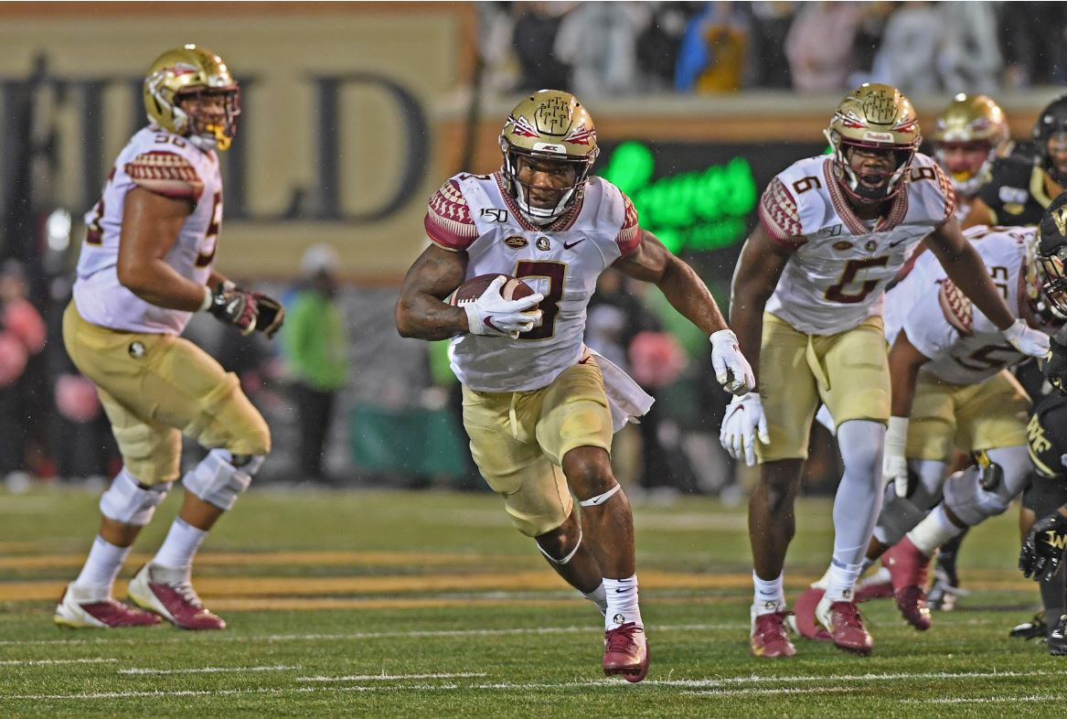 Fun Fact Friday Cam Akers Now In Top 25 All Time For Scoring At Fsu The Daily Nole